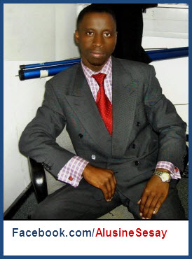 Alusine A. Sesay- ( Academic,Technology Consultant, Author & IM Expert ) United Kingdom