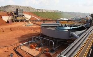 Marampa Iron Ore in Sierra Leone