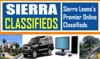 Sierra-Classifieds-Sierra Leone's Premier Online Advertising