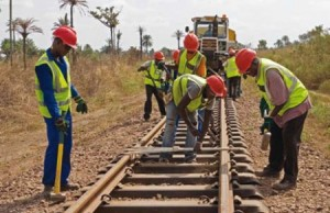 African Minerals Workers in Sierra Leone