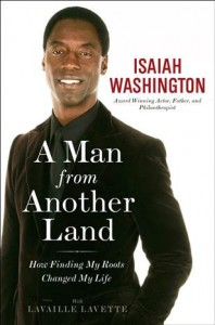 Isaiah Washington.