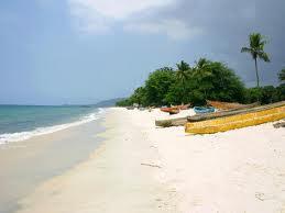 Tokeh Beach in Sierra Leone (White-sandy beaches)