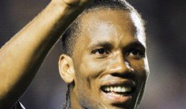 Didier Drogba in China