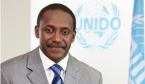 Kandeh K. Yumkella ( Director General of the United Nations Industrial Development Organization.)