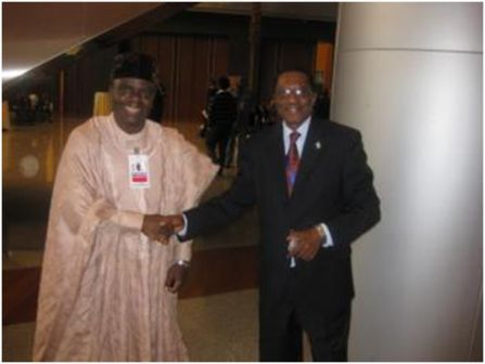 Mustapha Sidiki Kaloko from Sierra Leone is the new Commissioner for Social Affairs of the African Union Commission.