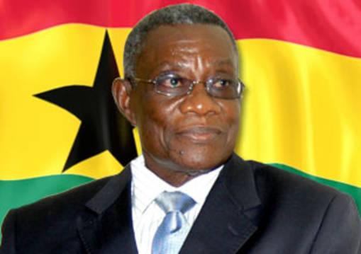 Ghana-President-John-Atta-Mills
