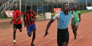 Sierra Leone's war victim now a Paralympic hero at the London Paralympics.