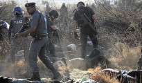 Police opened fire on thousands of strikers at Lonmin's platinum mine in Marikana, South Africa