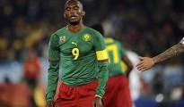 Cameroon miss out Nations Cup. Cameroon captain Samuel Eto'o cannot believe