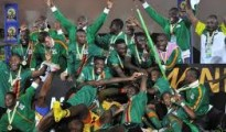 Zambia celebrates its first-ever African Cup of Nations championship.