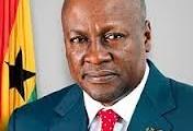 John Mahama, President of Ghana