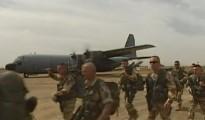 France bombs Mali