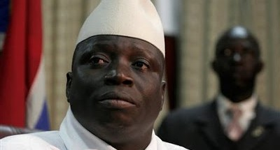 President Yahya Jammeh of The Gambia