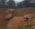 Diamond  mining activity in Sierra Leone by OCTEA