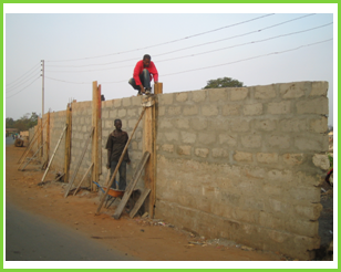 Race Course Cemetery Fencing Project-(Freetown, Sierra Leone)