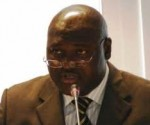 ACC Commissioner of Sierra Leone , Mr. Joseph Kamara