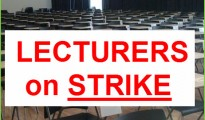 lecturers on strike in Sierra Leone