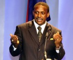 Dr. Kandeh Kumkella - Recipient of AAI 2013 Distinguished Alumnus Award-07-22-2013