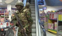 Nairobi Mall attack by al-shabab