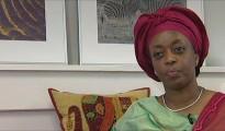 Nigeria's Petroleum Minister, Allison Maduek