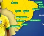 World Cup Brazil 2104