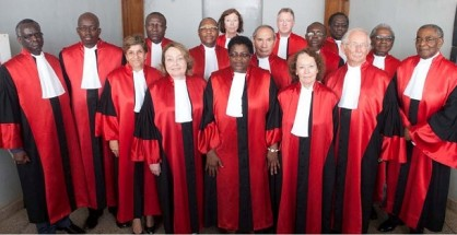 Sixteen Judges Sworn-in for Residual Special Court for Sierra Leone