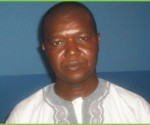 Minister of Education,Dr. Minkailu Bah,-Sierra Leone (File photo)