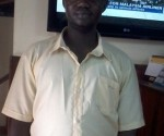 MJ Motel Makeni hero - Joseph Kanu - He found USD 2500 as he was cleaning a guest's room