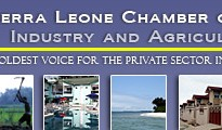 Sierra Leone Chamber of Commerce, Industry and Agriculture