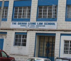 The Sierra Leone Law School