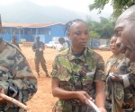 Sierra Leone Sends Women Peacekeepers to Somalia