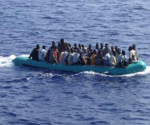 young people from sub-Saharan Africa started migrating into North-Africa also seeking ways to get to Europe. (file photo)