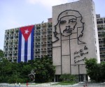 Plaza de la Revolución - in Havana, Cuba. (file photo)