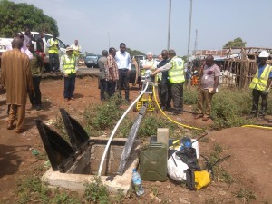 Fibre Optic In Sierra Leone