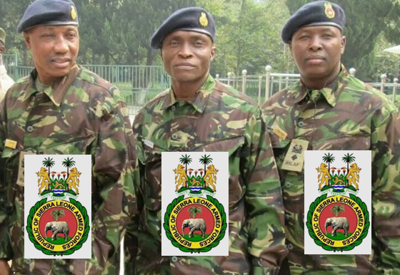 Sierra Leone Armed forces