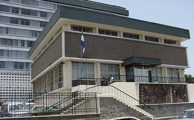 The Bank of Sierra Leone