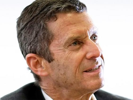 Beny Steinmetz, the billionaire owner of Octea, which has a 25-year lease on the Koidu mine