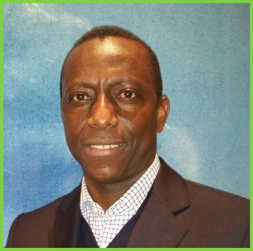 John Moses Kamara
