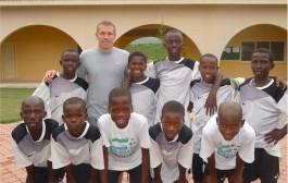 Liverpool FC's Craig Bellamy on his return to Sierra Leone