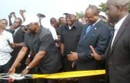 Sierra Leone Infrastructure development on track