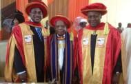 UNIDO's Yumkella awarded Doctor of Science (Honoris Causa)