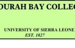 University Of Sierra Leone-Press Release.
