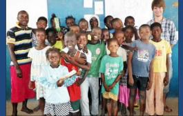 'Dig deep to help amazing kids': Kendal man's plea after trip to Sierra Leone