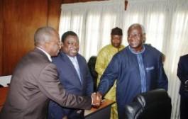 President Koroma Receives Togolese Delegation