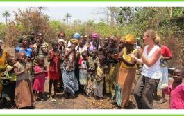 Volunteering scheme grant for lifesaving work in Africa