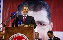 Dr. Mohamed Morsy of the Muslim Brotherhood wins Egyptian presidency
