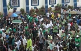 In Sierra Leone, SLPP Welcomes Julius Maada Bio