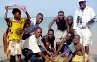 Saving the Sea Turtle populations in Sierra Leone.