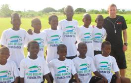 Craig Bellamy Foundation Scouting – Sunday 1st July – Fourah Bay Field 8:00 am