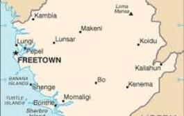 Sierra Leone battles cholera outbreak